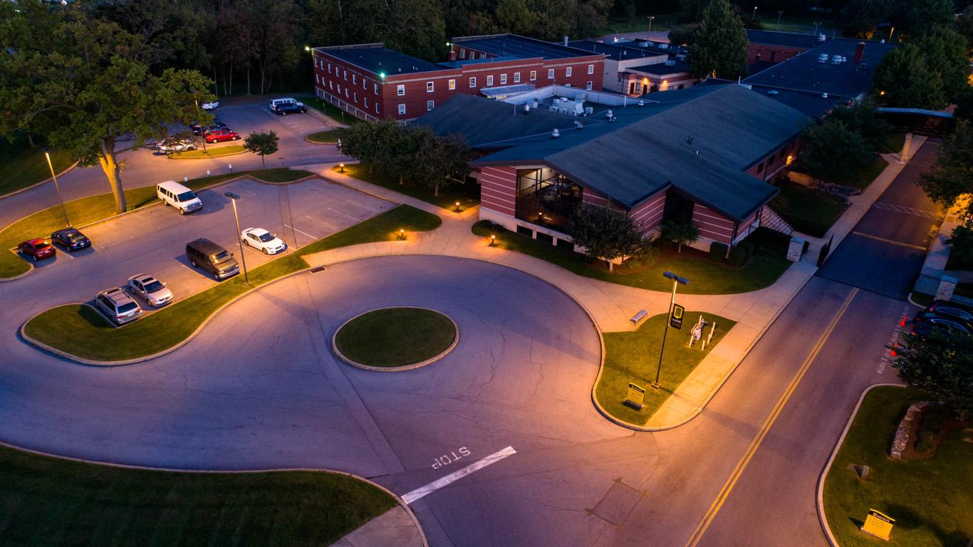 Alumni Dining Hall Lancaster Mennonite