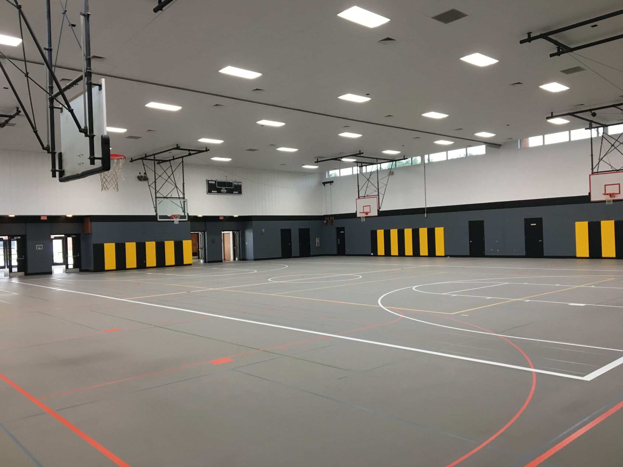 Gym A