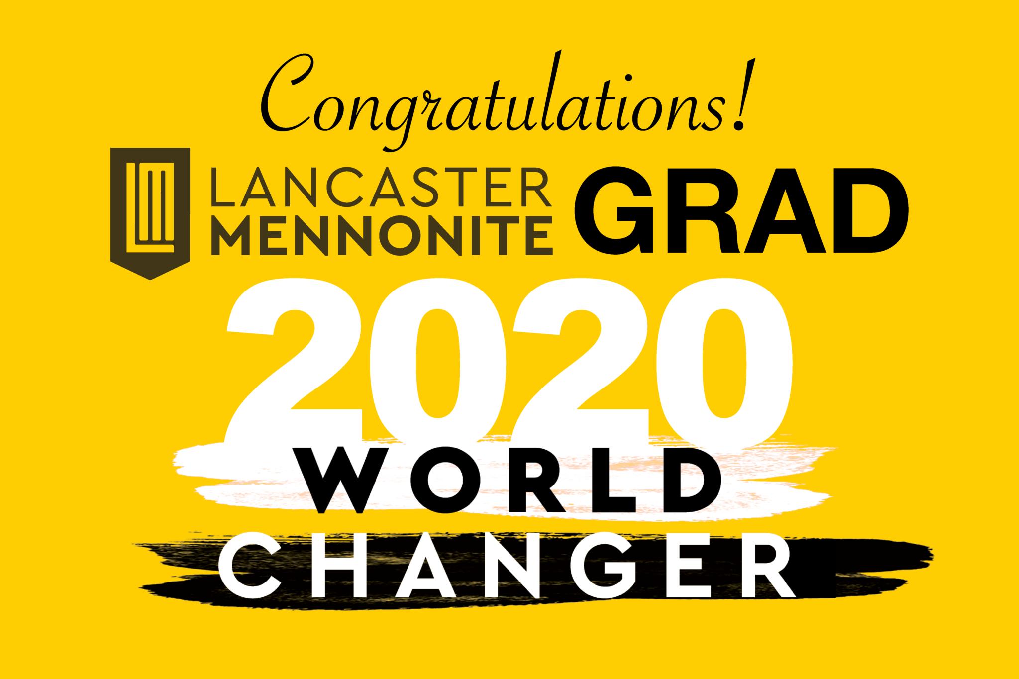 2020 seniors LM congrats