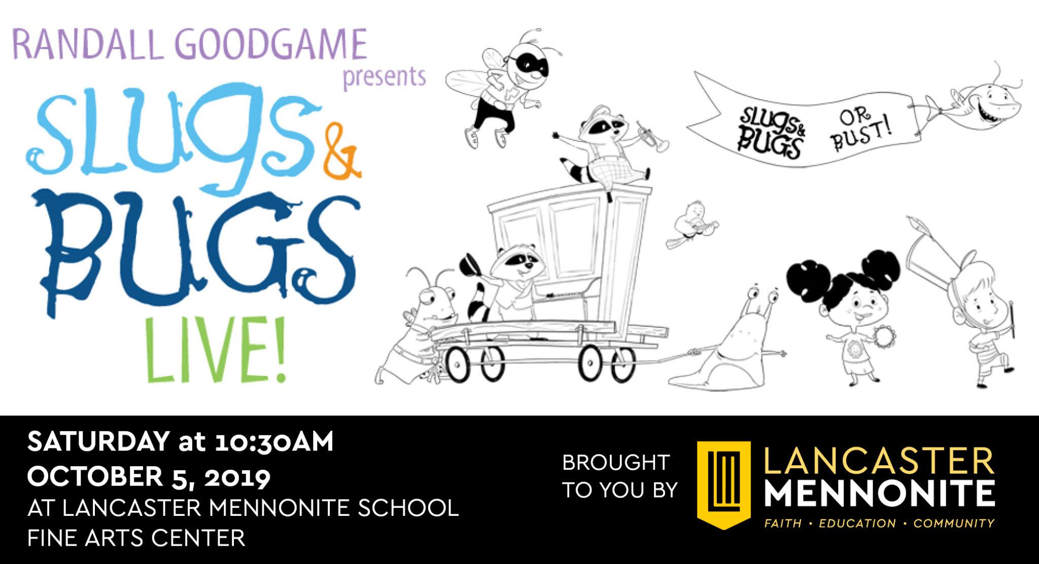 Slugs & Bugs banner
