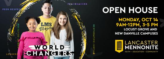 Open House Header