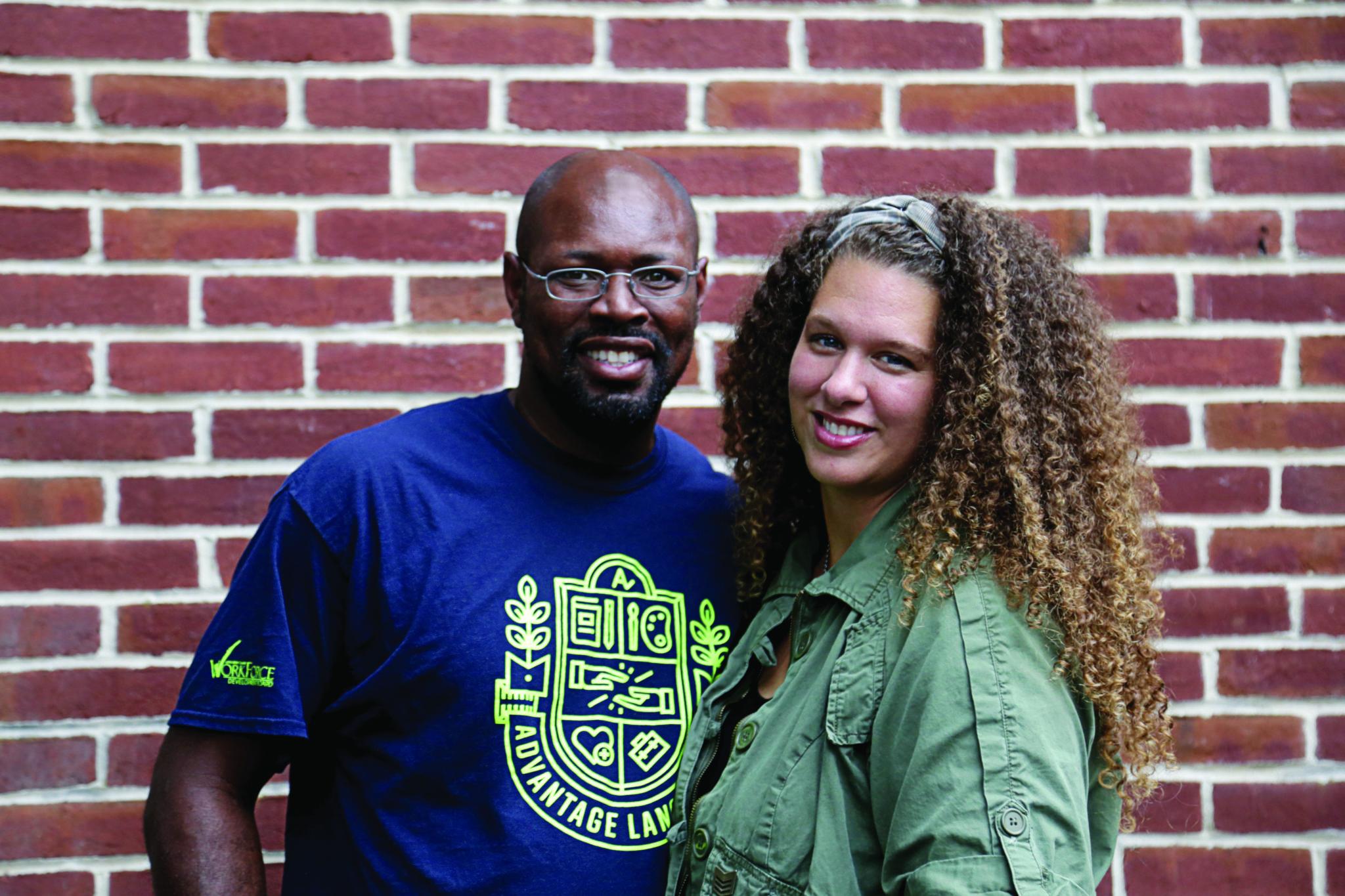 Carrie & Ty Bair