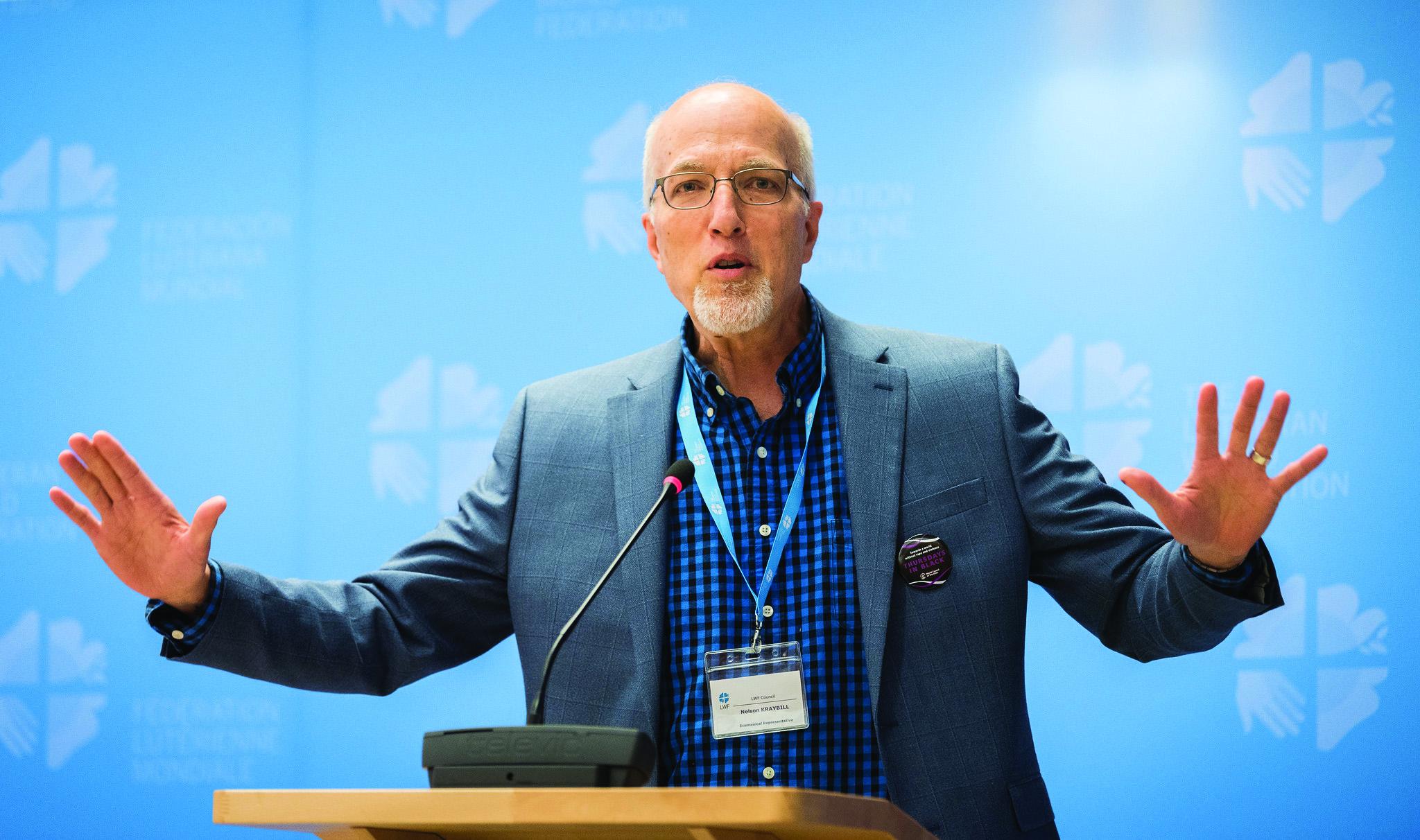 Dr. Nelson Kraybill