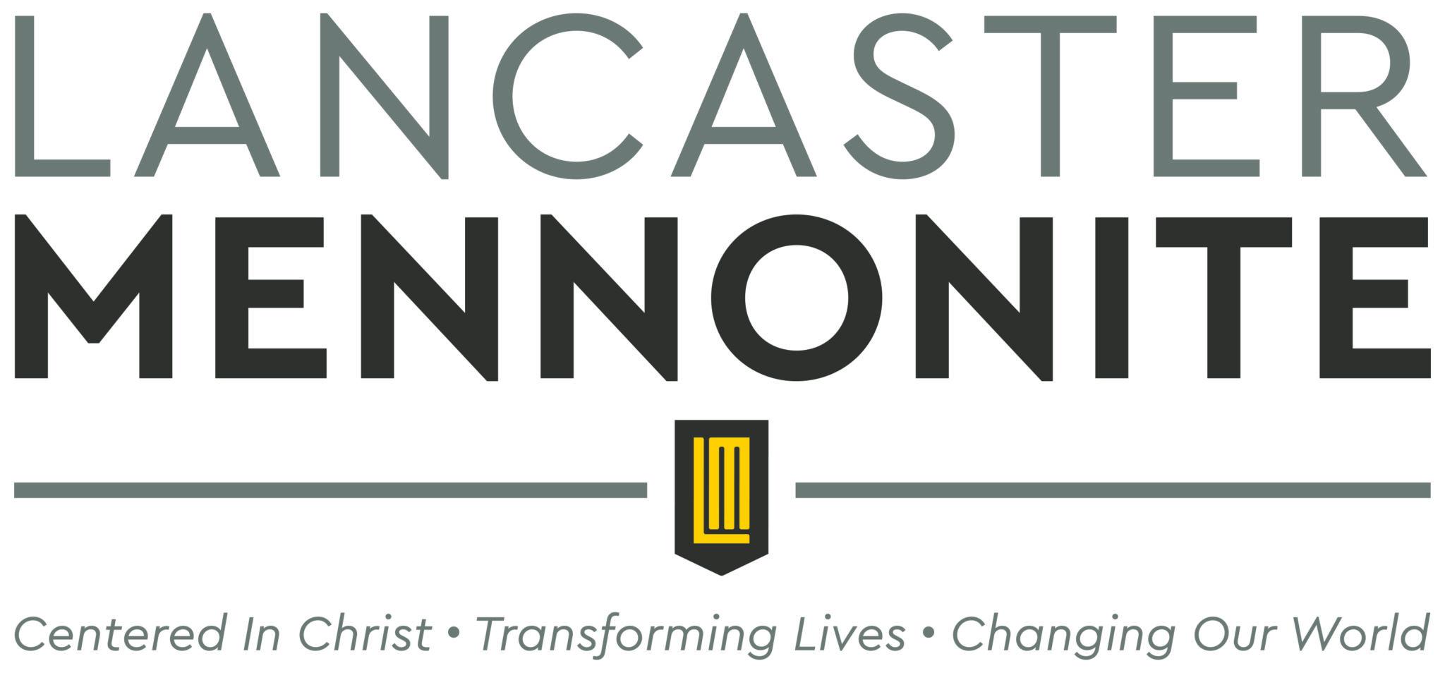 Lancaster_Mennonite_Stacked_Logo