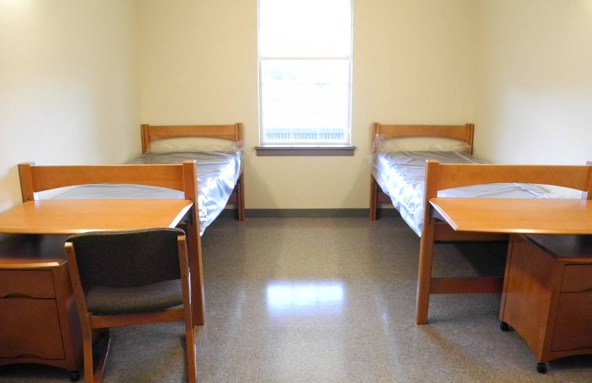 millstream dorm room