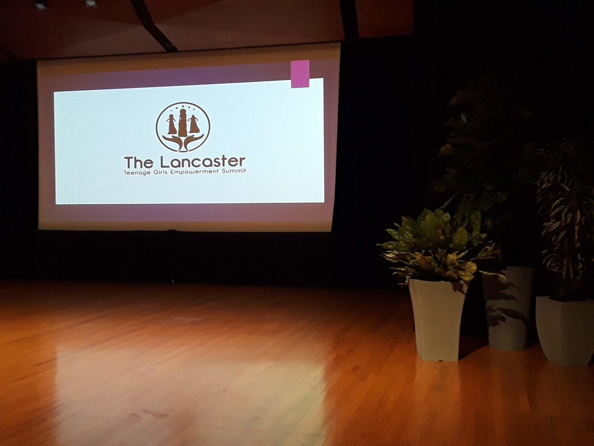 the lancaster teenager girls empowerment summit banner