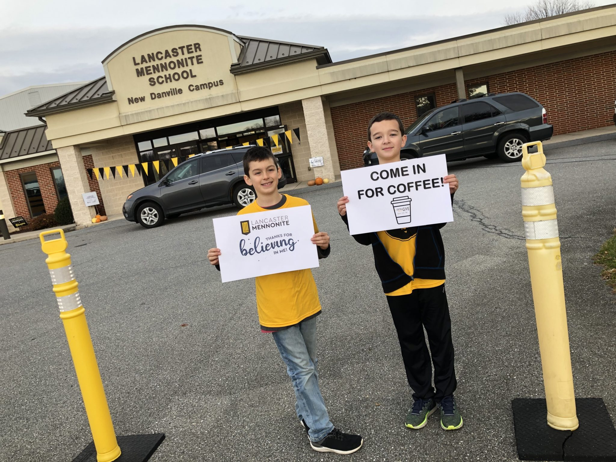 extra give at new danville
