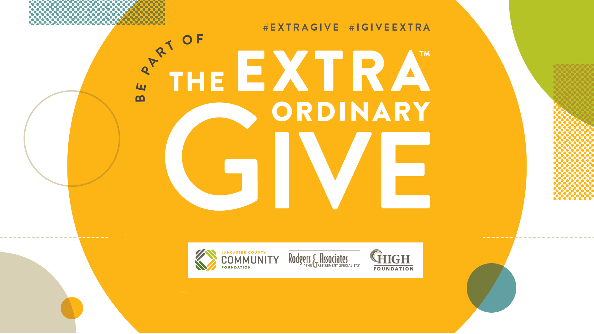 extra give banner 2019