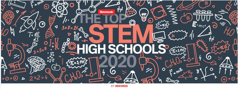 Newsweek Top STEM Schools