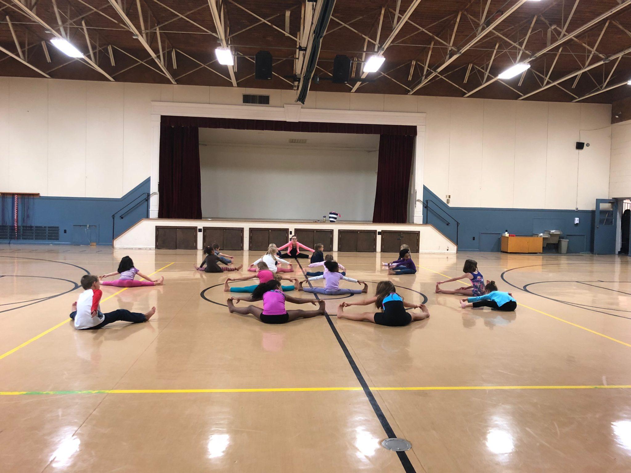 locust grove gym ballet