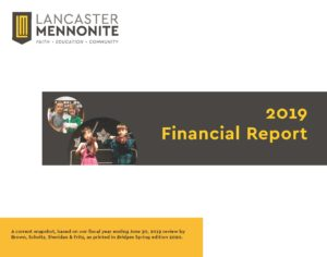 LM 2019 Financial Report