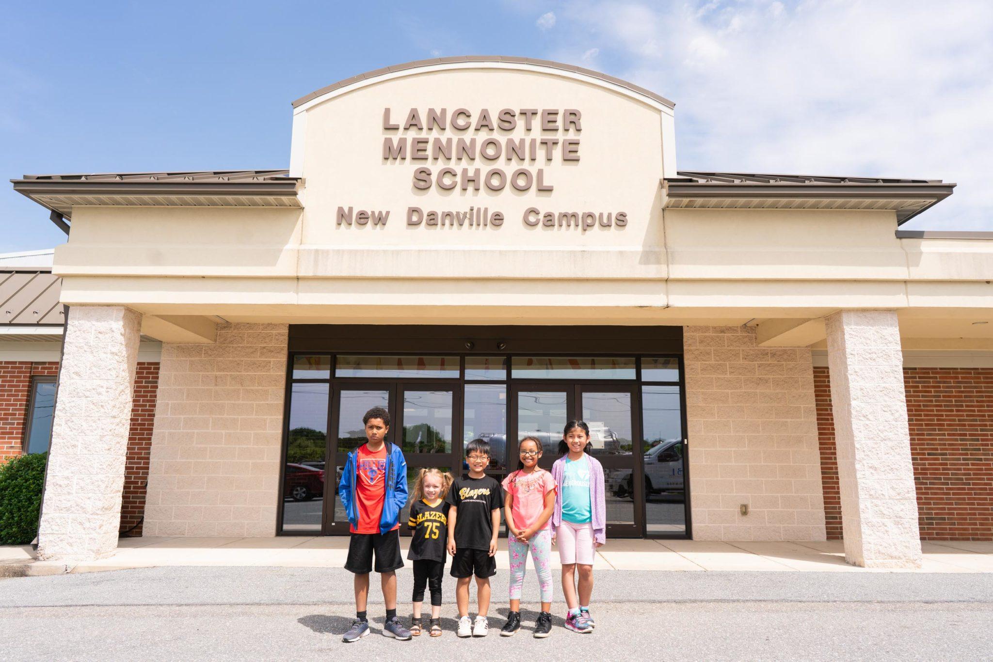 New danville virtual tour