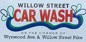 Willow Street Car Wash logo
