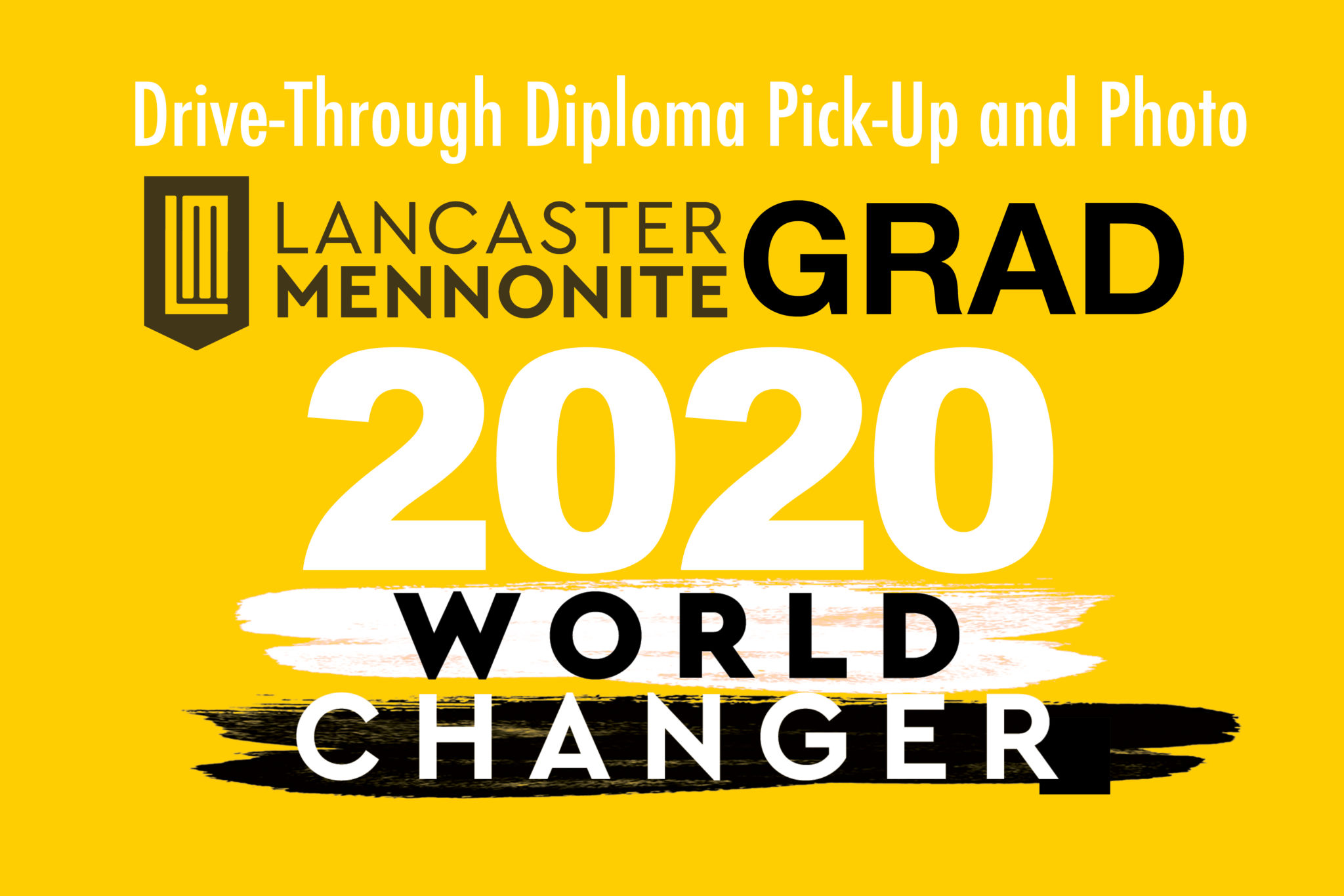 drive through graduation image