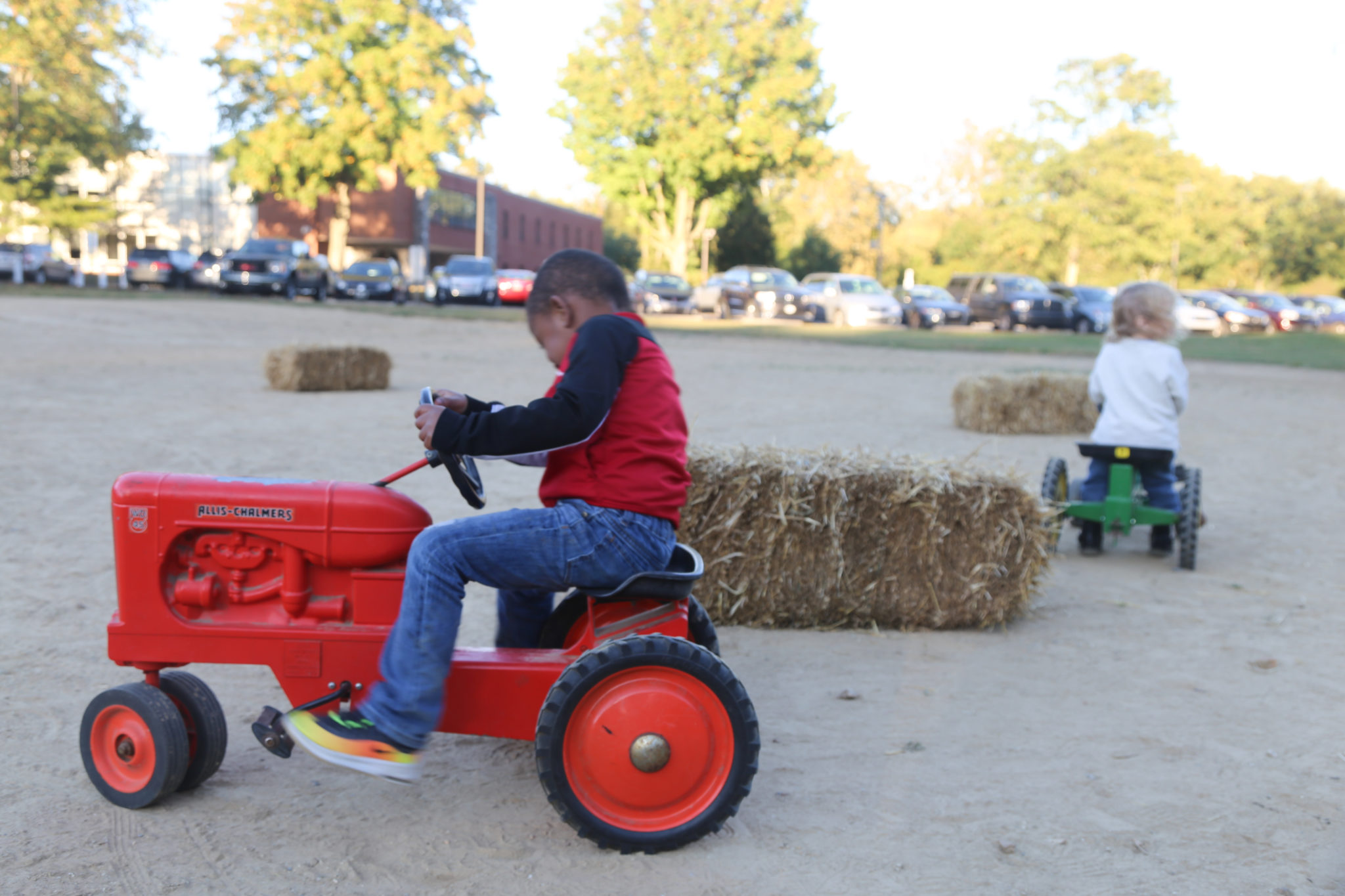 pedal tractor homecoming 2019