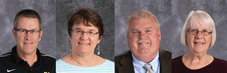 retiring departing faculty staff 2020
