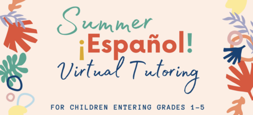 Virtual Summer Camp graphic