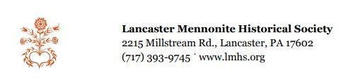 Lancaster Mennonite Historical Society