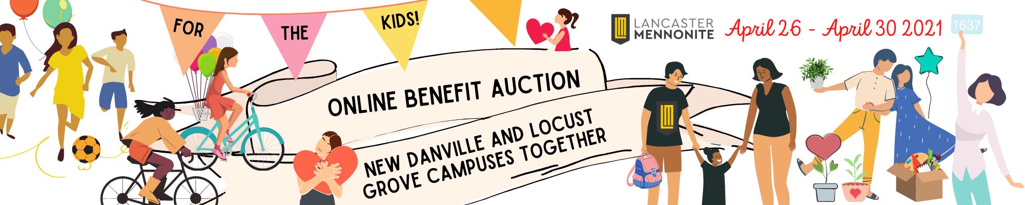 auction event banner 2021