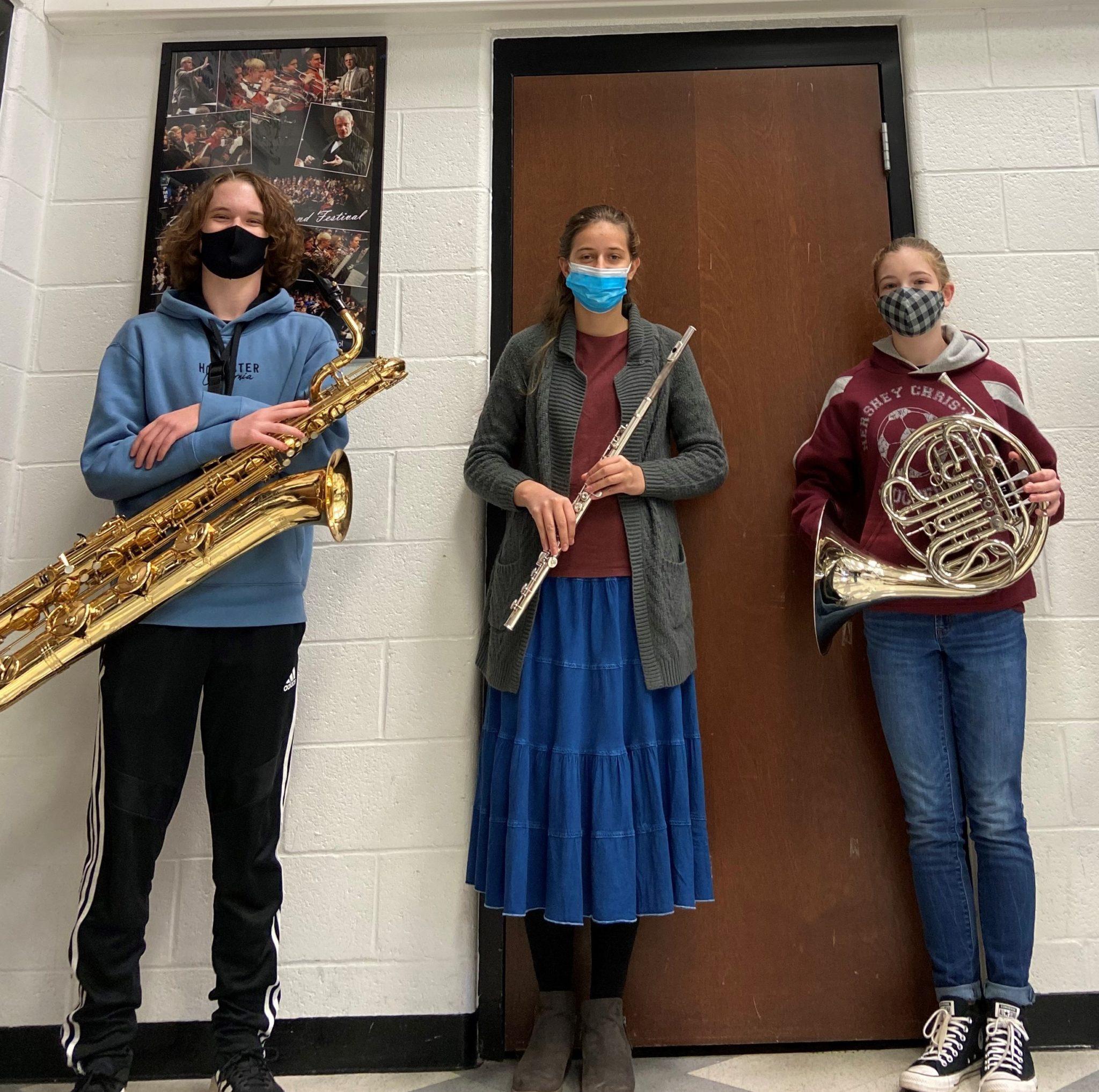 Band Students