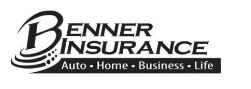benner insurance logo