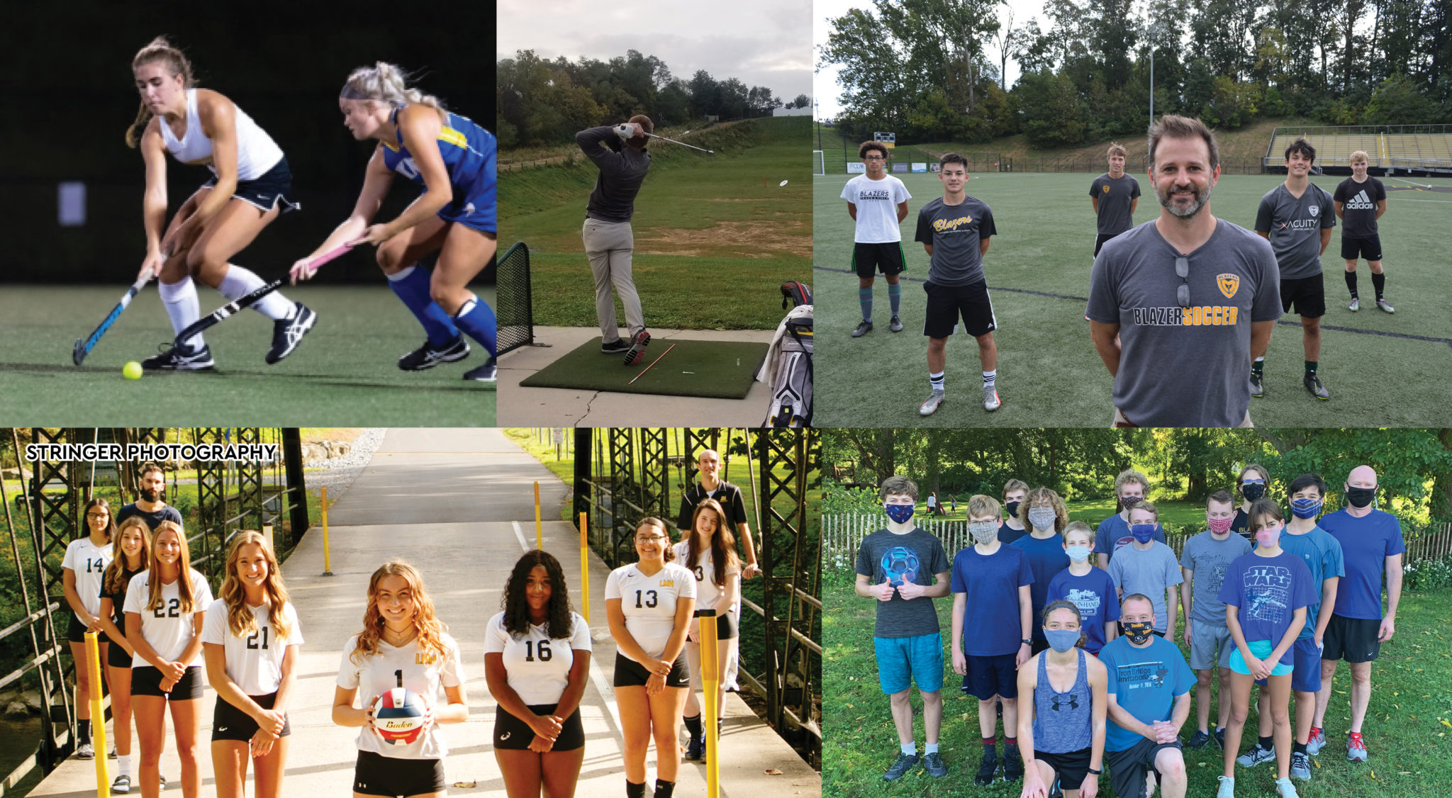 Fall sports cover