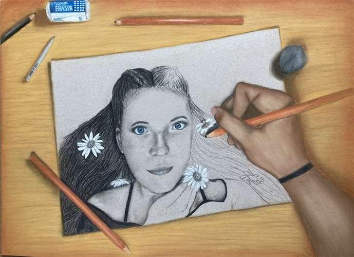 A Work in Progress by Daniella Stringer
