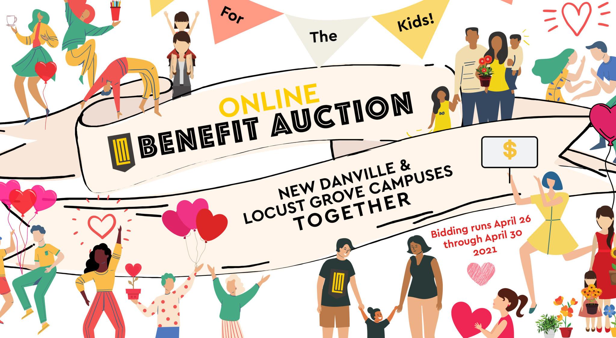 Auction Event Graphic 2021