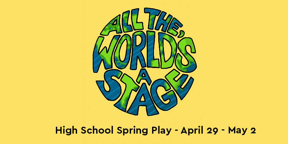 hs spring play graphic 2021
