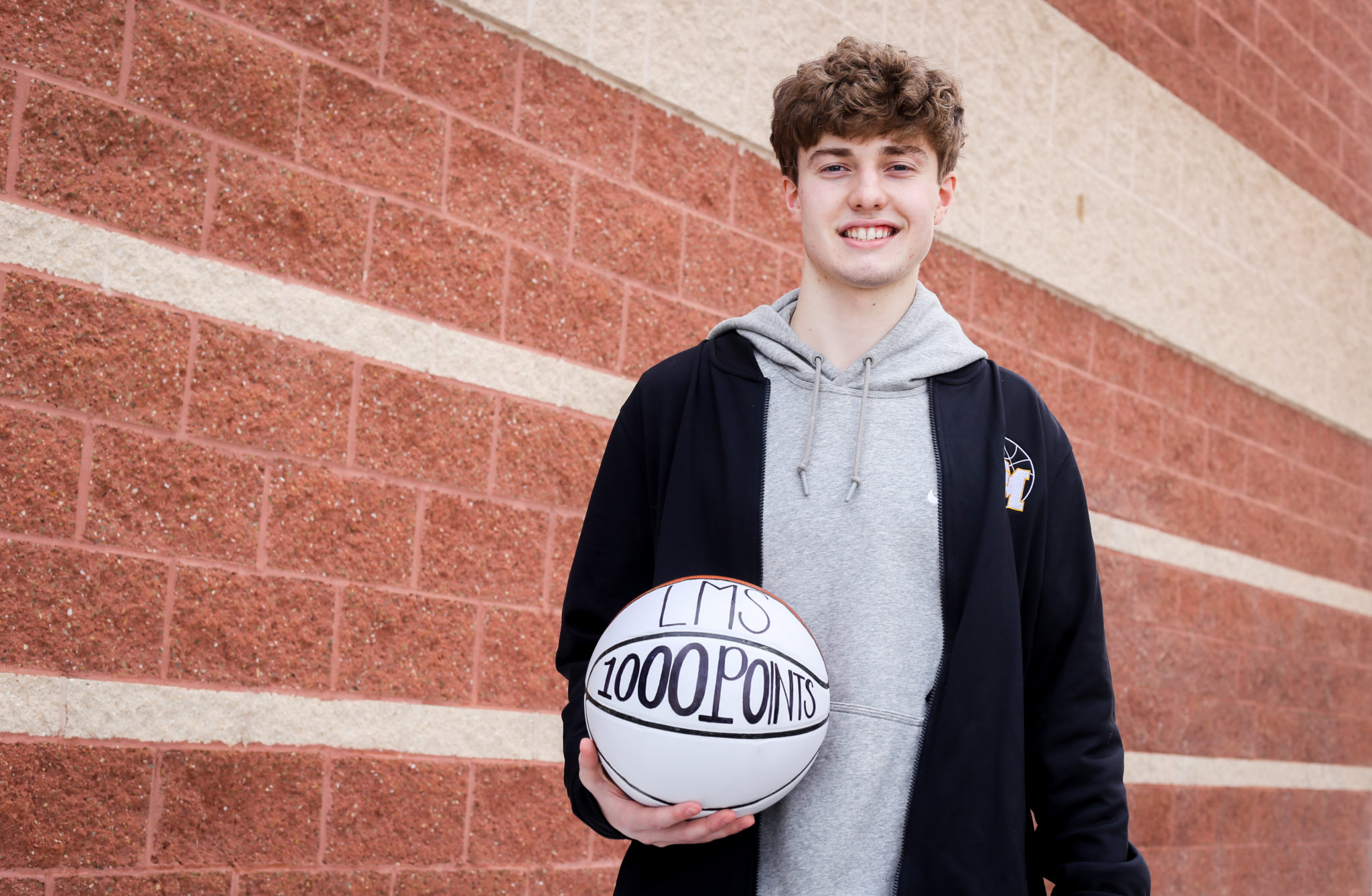 cole fisher reaching 1000 career points