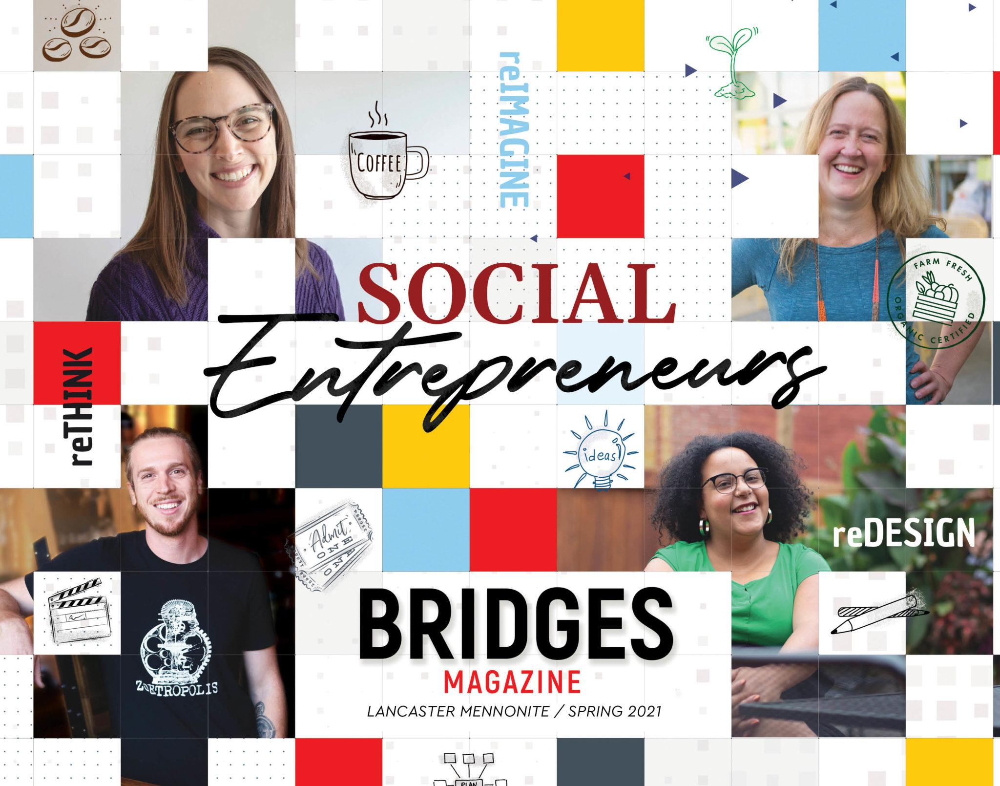 bridges magazine cover