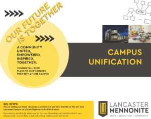 campus unification insert graphic