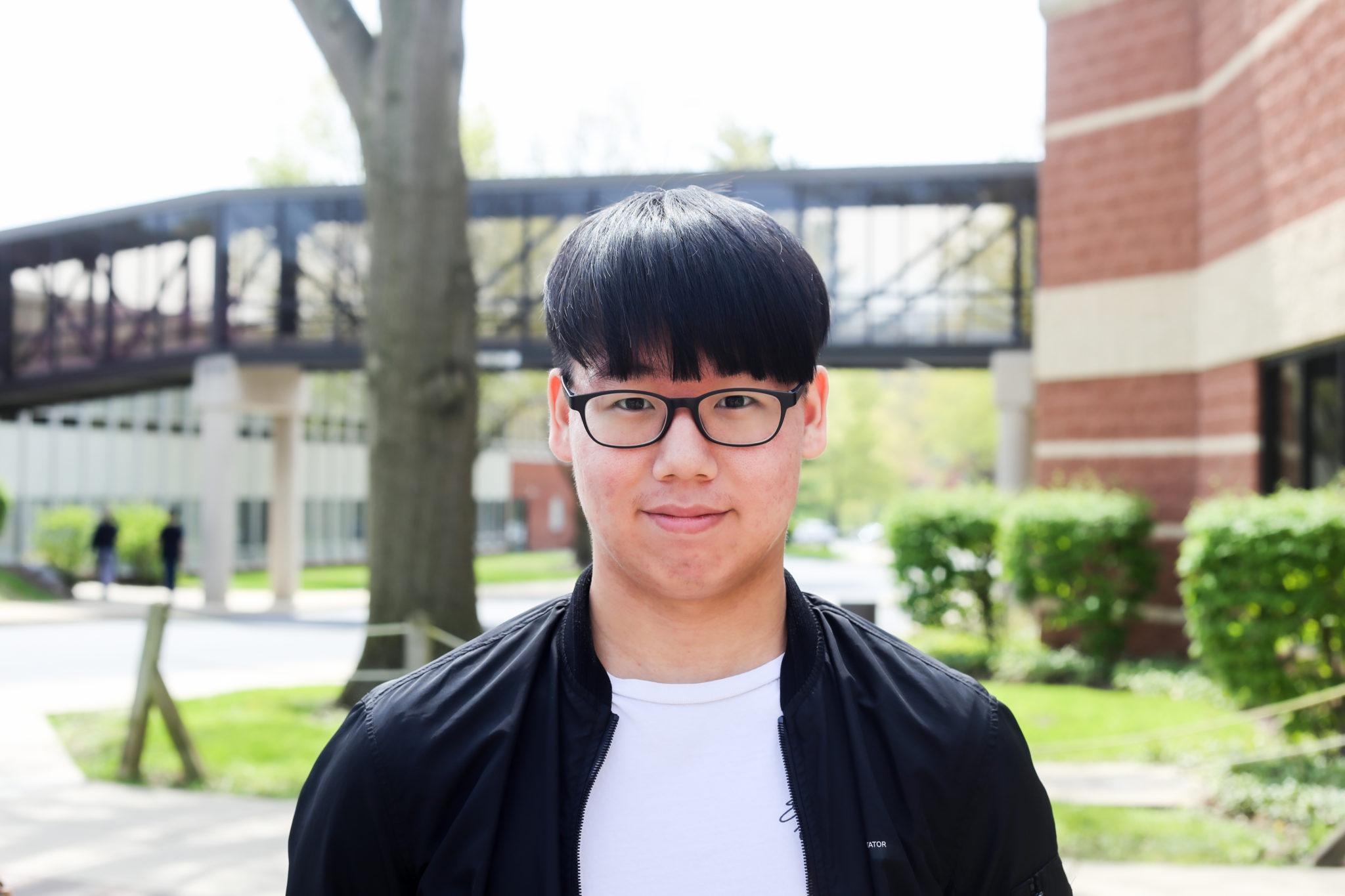 Yoseph Chong student photo