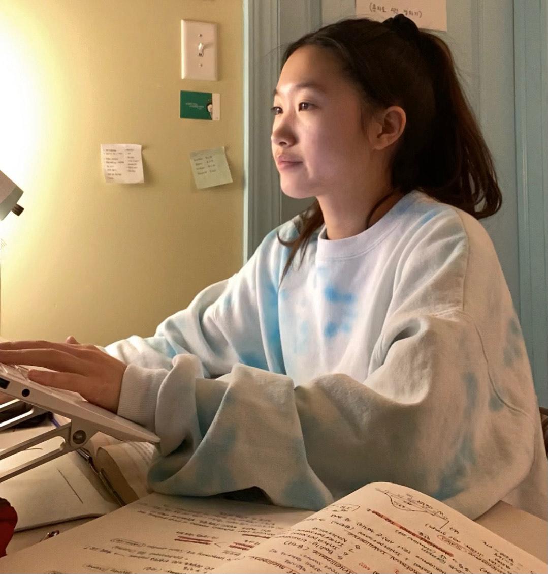 seunga park studying online