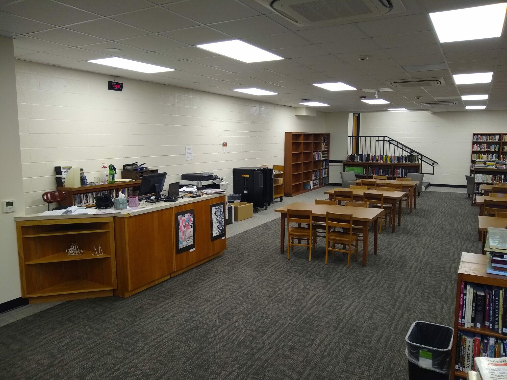 new media center