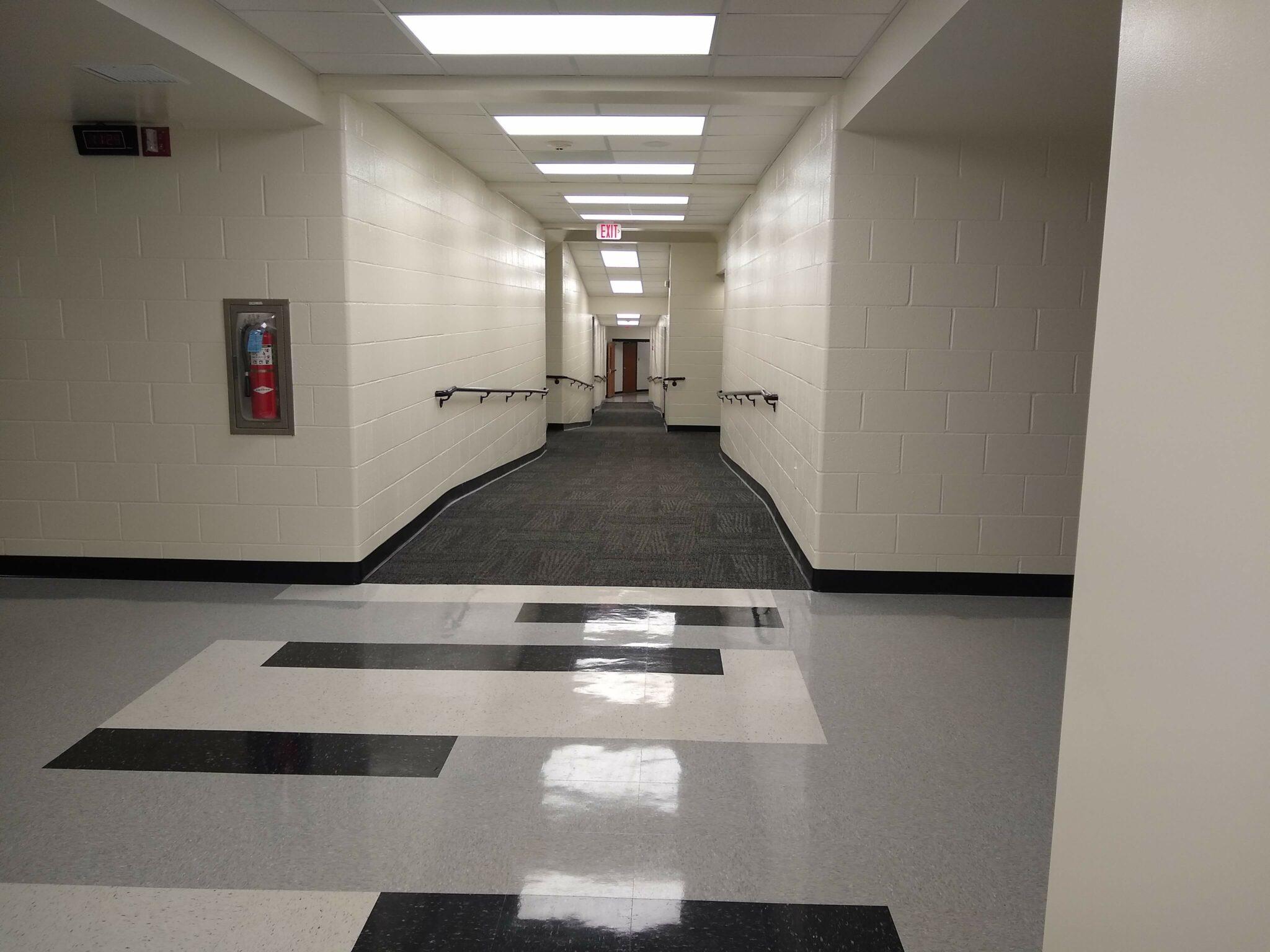 new floors hs ms area